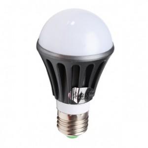 吉森达5w铁灰LED球泡灯 LED节能灯具 新款时尚灯具 厂家批发