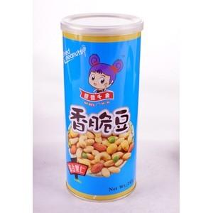 香港特产 综合果仁味萱萱千金香脆豆