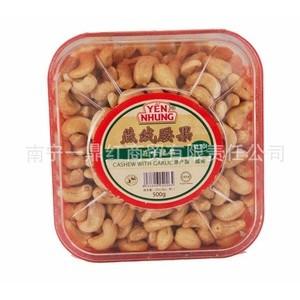 正品保证越南特产/休闲食品/进口食品/果仁炒货/燕绒腰果500g