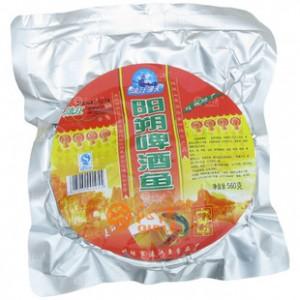 【桂林特产】漓江牌560G碗装阳朔啤酒鱼