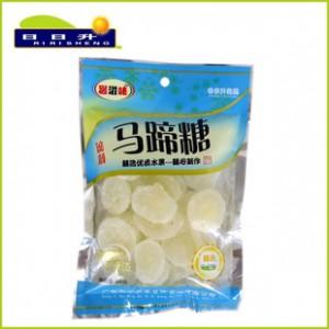 蜜饯果脯批发 日日升厂家 直销 邕滋味 马蹄糖168g 新品上市 特产