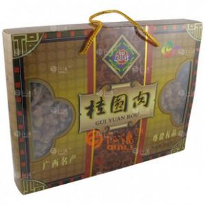 【广西地方特产】印象老三宝500G盒装桂圆肉干果干 性温大热益智