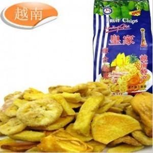 越南特产 皇家综合蔬果干250克/袋