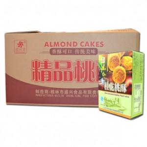 【整箱批】广西桂林土特产糕点 桃酥