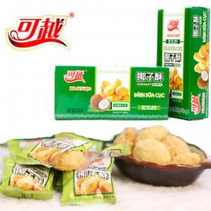 东盟越南特产可越椰子酥150g