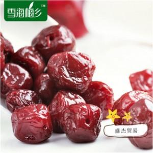 雪海梅乡 车厘子小包装5斤 浙江零食特产蜜饯水果干凉果