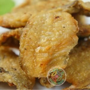 广西北海特产 陈锡九香酥即食鱼 香