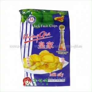 进口食品,休闲小吃,越南特产,皇家菠萝蜜干果 250克