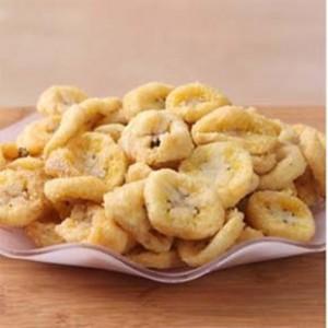 进口休闲零食 越南西贡特产 越鸿芭蕉干250g 香蕉片整箱24袋批发