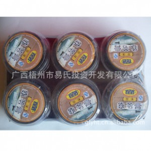 【厂家直销】六杯果味型混装龟苓膏 广西特产散装售