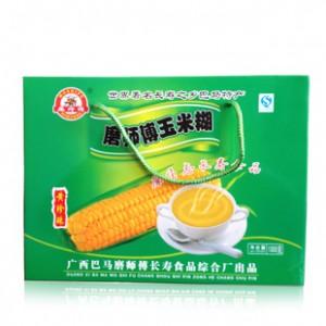 特产批发玉米糊:世界长寿乡 礼品团购广西食品特产休闲食品