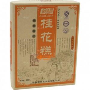 【入口即化】顺昌250g桂花糕 广西传统糕点 休闲食品特色特产