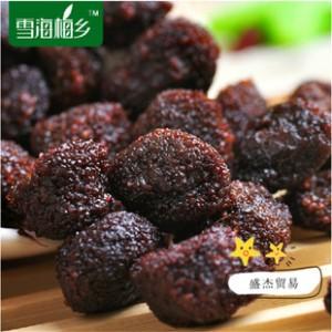 雪海梅乡 杨梅干5斤装 鲜汁酸味杨梅干 浙江零食特产蜜饯水果干