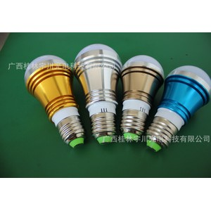 LED球泡灯3w/5w