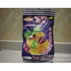 正品越南特产进口食品零食综合果蔬干 越南越龙综合蔬果干230克