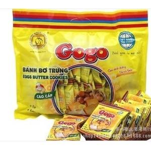 越南特产Gogo高级鸡蛋面包干 一袋30
