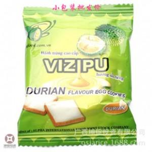 榴莲面包干VIZIPU 榴莲味面包干越南进口特产 味超过TIPO零食饼干