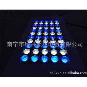 120W LED灯具 led 水族灯 蓝白 LED植物照明灯55×3W