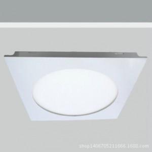 HB LED面板灯 8W12W多种款式可选  高光效可调光办公超市百货照明