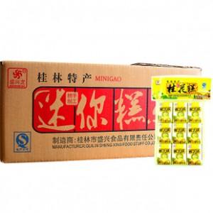 【整箱批】广西桂林特产 迷你组合糕