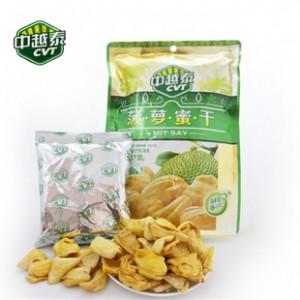 越南特产果干中越泰菠萝蜜干200g