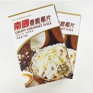 南国品牌 海南特产食品香脆椰片 休