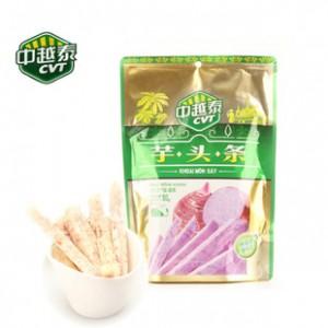 越南特产中越泰芋头条100g 特色零食