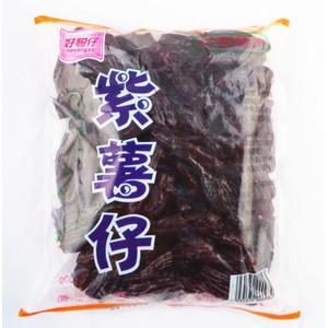 广西特产紫薯小吃 紫薯仔特色休闲零