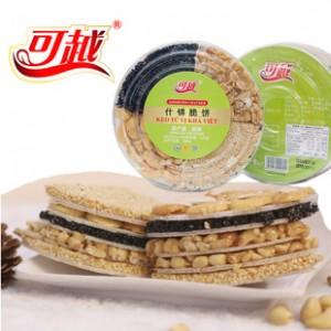 越南特色进口食品东盟特产450g可越什锦脆饼