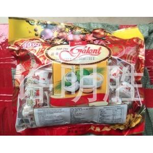 越南特产 如香惠香第一排糖450克 14年8月生产  越文版