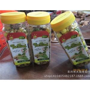 越南天新发芥茉豌豆 青豆一罐195g一