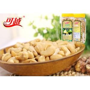 越南进口特产食品285g可越腰果(去