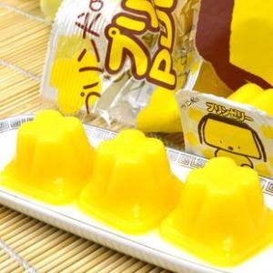 台湾特产进口果冻 盛香珍布丁香滑小