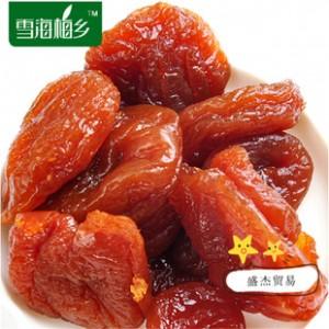 雪海梅乡蜜饯水果干 无核红杏干5斤
