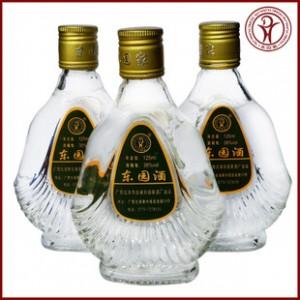 东园家酒厂家 加盟 招商 东园酒125ml/瓶 米香型白酒