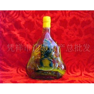 【越南特产】蛇蝎酒