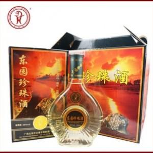 东园家酒厂 加盟 招商 东园珍珠酒500ml 单瓶装