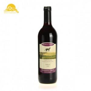 广西红酒批发 斑马虎西拉干红葡萄酒750ml 南宁安东酒业正品进口