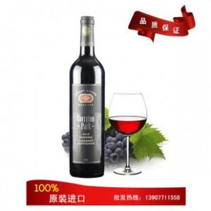 澳洲进口红酒格兰特伯爵赤霞珠红葡萄酒