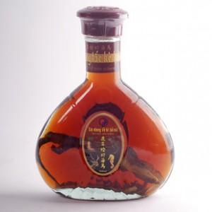 专业经销 越南进口养生保健酒 鹿茸 海马 蛤蚧药酒 660ml