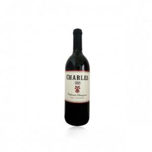 美国查尔熙986干红葡萄酒   淡淡水果味