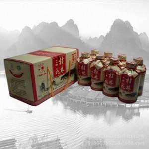 50度 桂林三花酒 125ml×8瓶礼