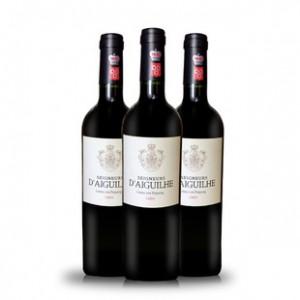 法国原装进口葡萄酒 波尔多德约尔勋