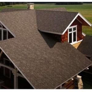 【厂家促销】汇狮新材优质屋顶屋面装饰玻纤胎沥青瓦 叠层瓦系列