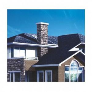 销售优质木结构屋面新型沥青瓦装饰瓦 标准单层瓦系列 多色可选择