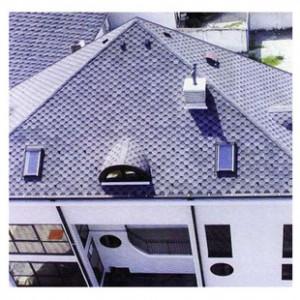 厂家特价供应优质屋面彩色防水玻纤沥青瓦 油毡瓦 菱形屋面装饰瓦