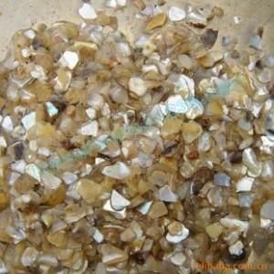 彩色贝壳颗粒,贝壳马赛克,