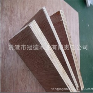 冠德木业胶合板供应韩国,印度,中