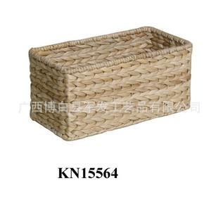 大量供应KN15564环保芭蕉叶编织篮 专业品质 环保又实惠