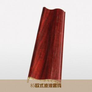 【厂家直销】广西建材装饰 85欧式波浪套线 南宁同达美装饰